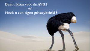 Bent u klaar voor de AVG?